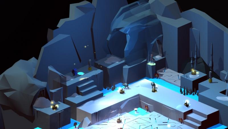 Pitfall Planet video game image