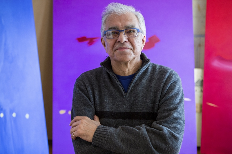 Image of rtist Robert Houle