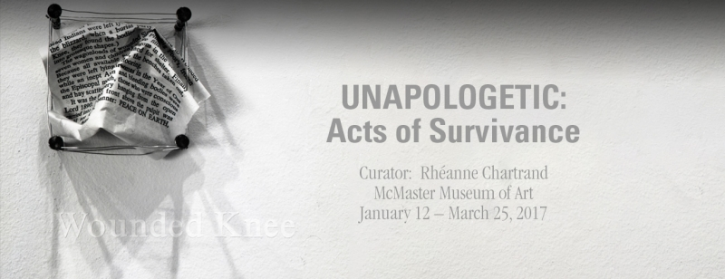 Unapologetic: Acts of Survivance