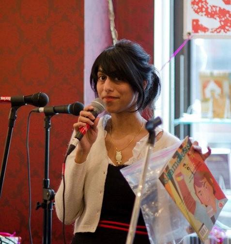 Image of Sheila Sampath, OCAD U instructor and social activist