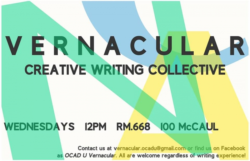 Vernacular group poster