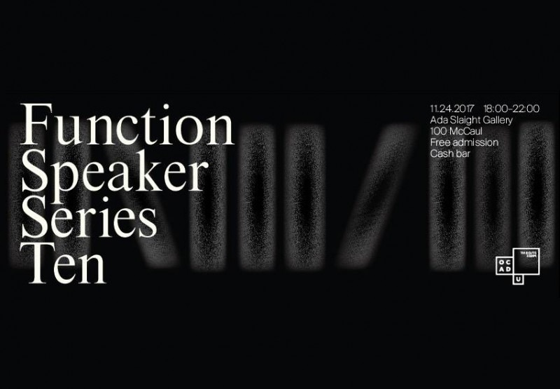 Function Speaker Series graphic