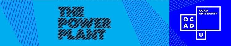 power plant and OCAD U logos