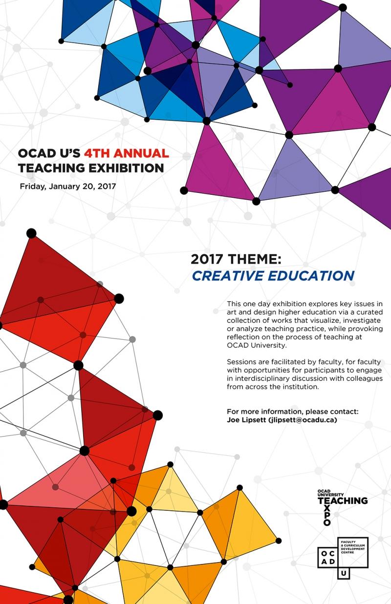 Teaching Exhibition Logo