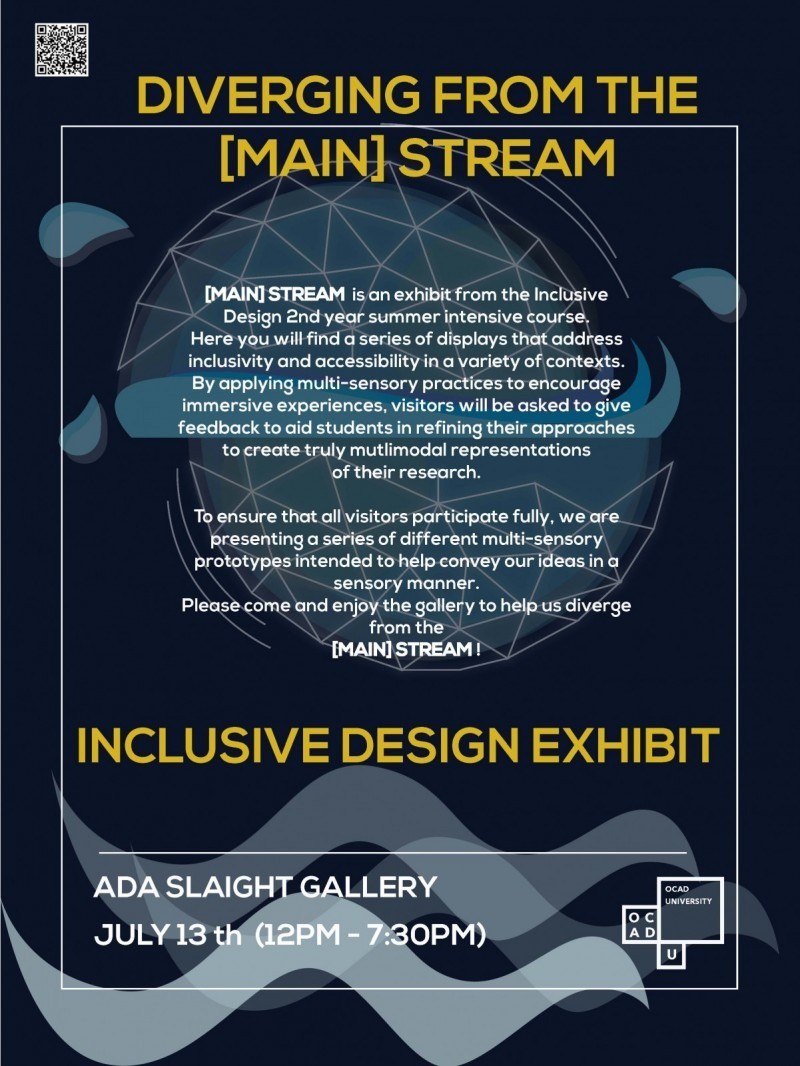Poster for exhibition
