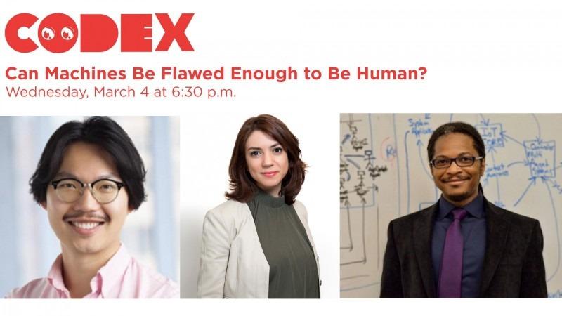Jimmy Ba, Leyla Imanirad and Dr. Alexis Morris.