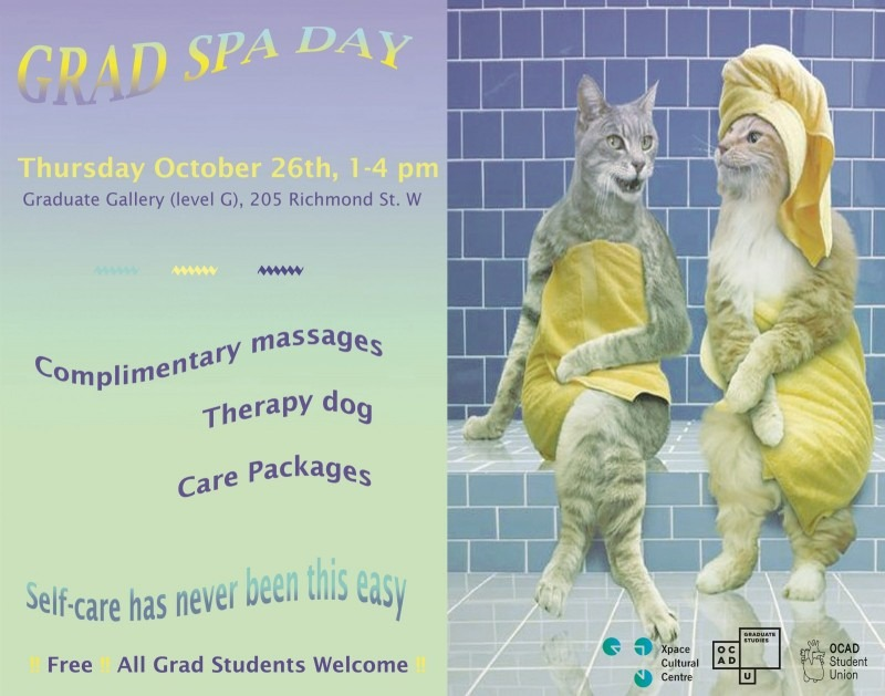 Spa Day Grad Studies