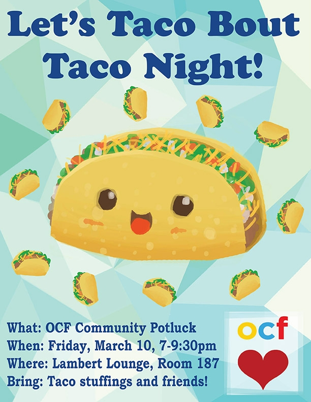 Taco Night poster