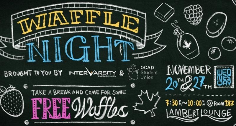 Waffle Night