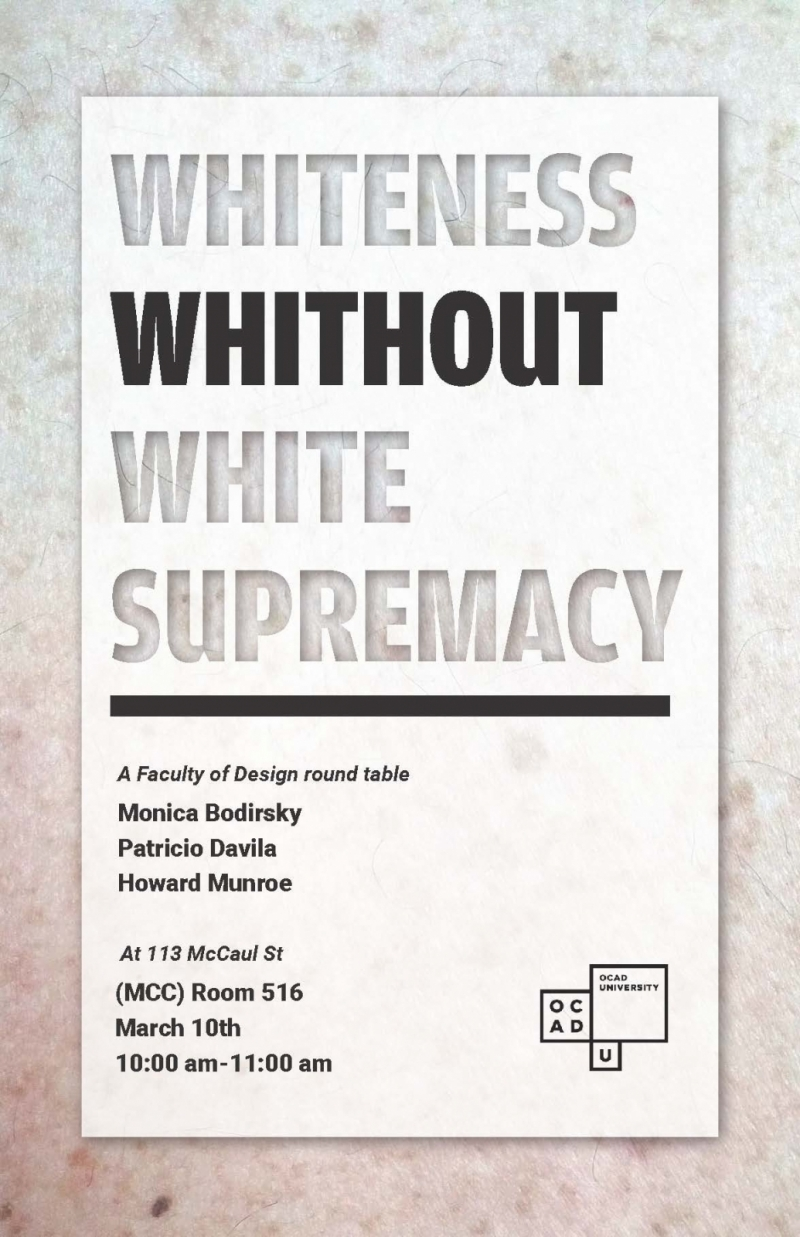 Whiteness Without White Supremacy