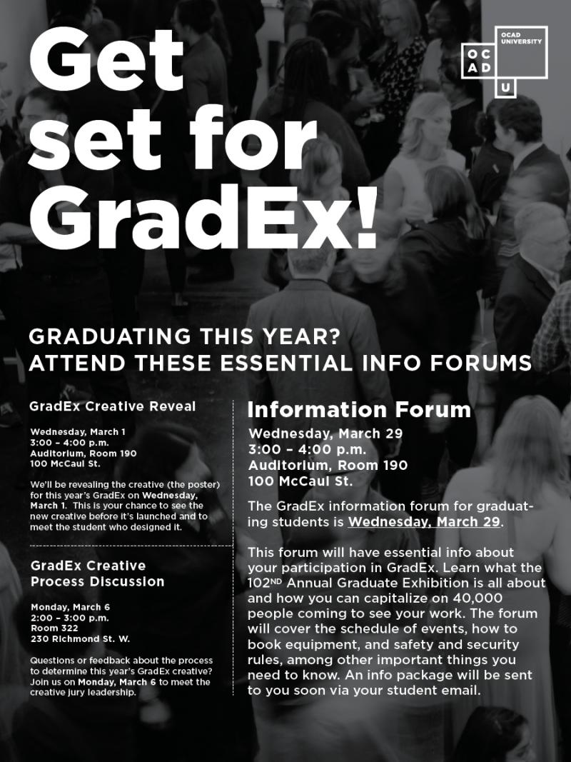 Gradex forum poster