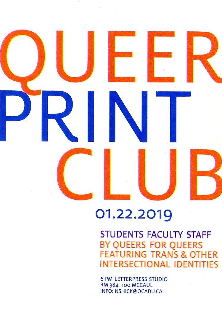 Queer Print Club