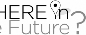 Where in the future logo