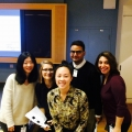 picture of Digital Furtures graduate students