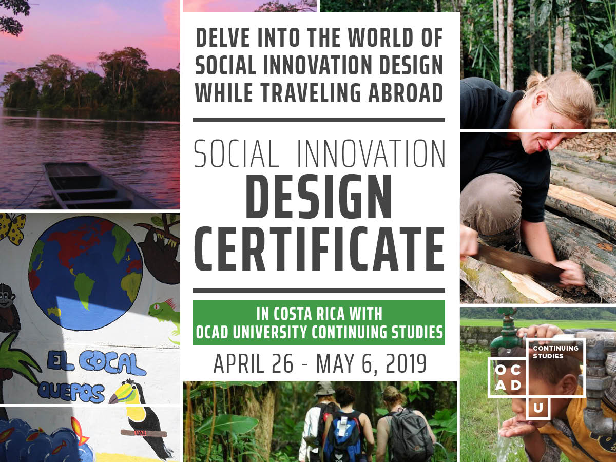 Costa Rica and continuing studies