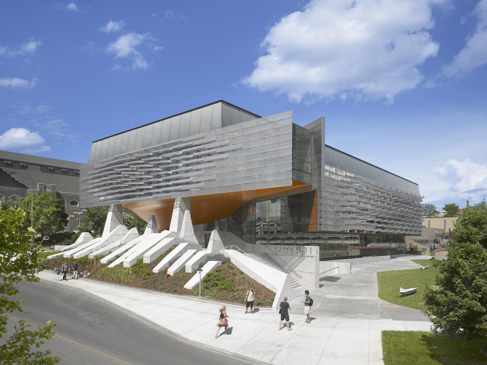 Morphosis project - Bill and Melinda Gates Hall