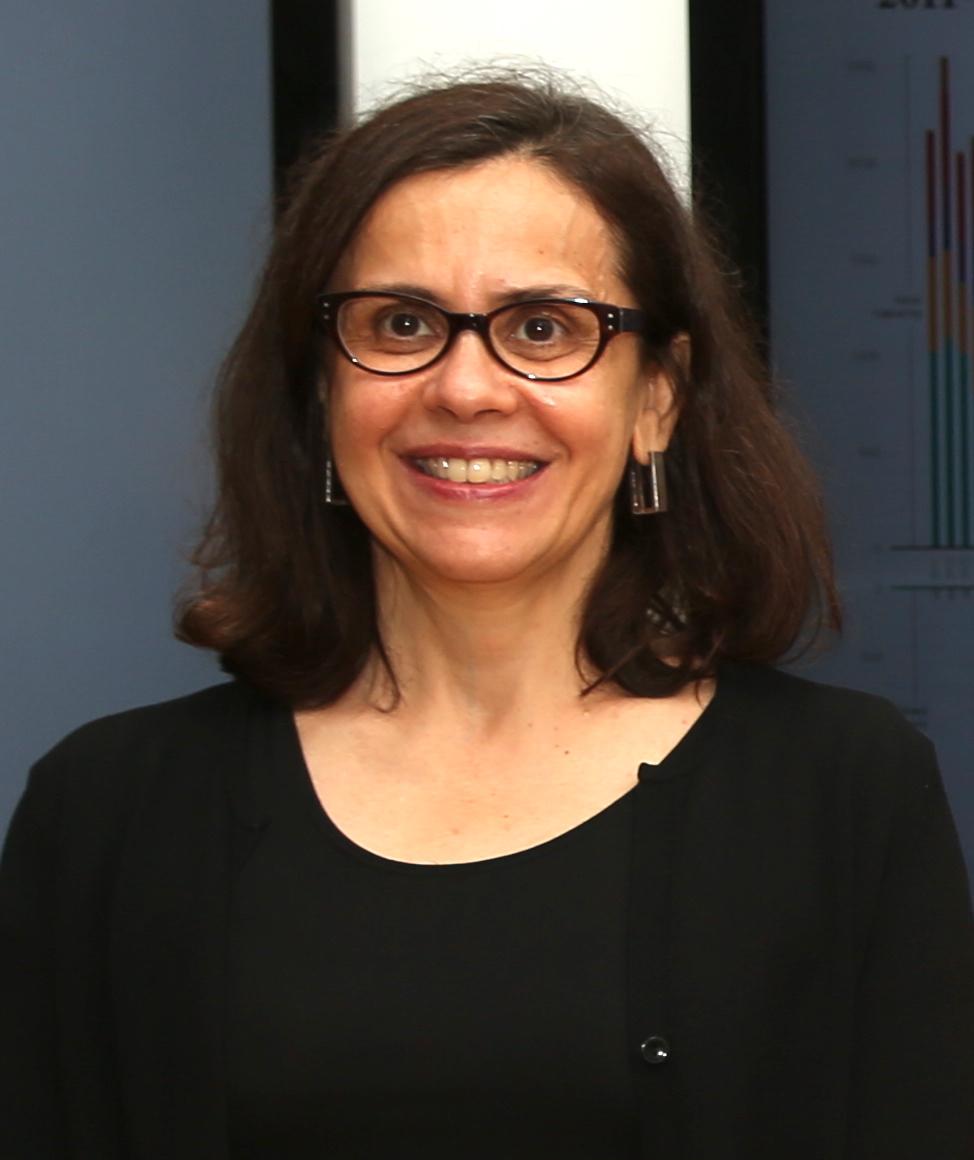Photo of Professor Isabel Meirelles