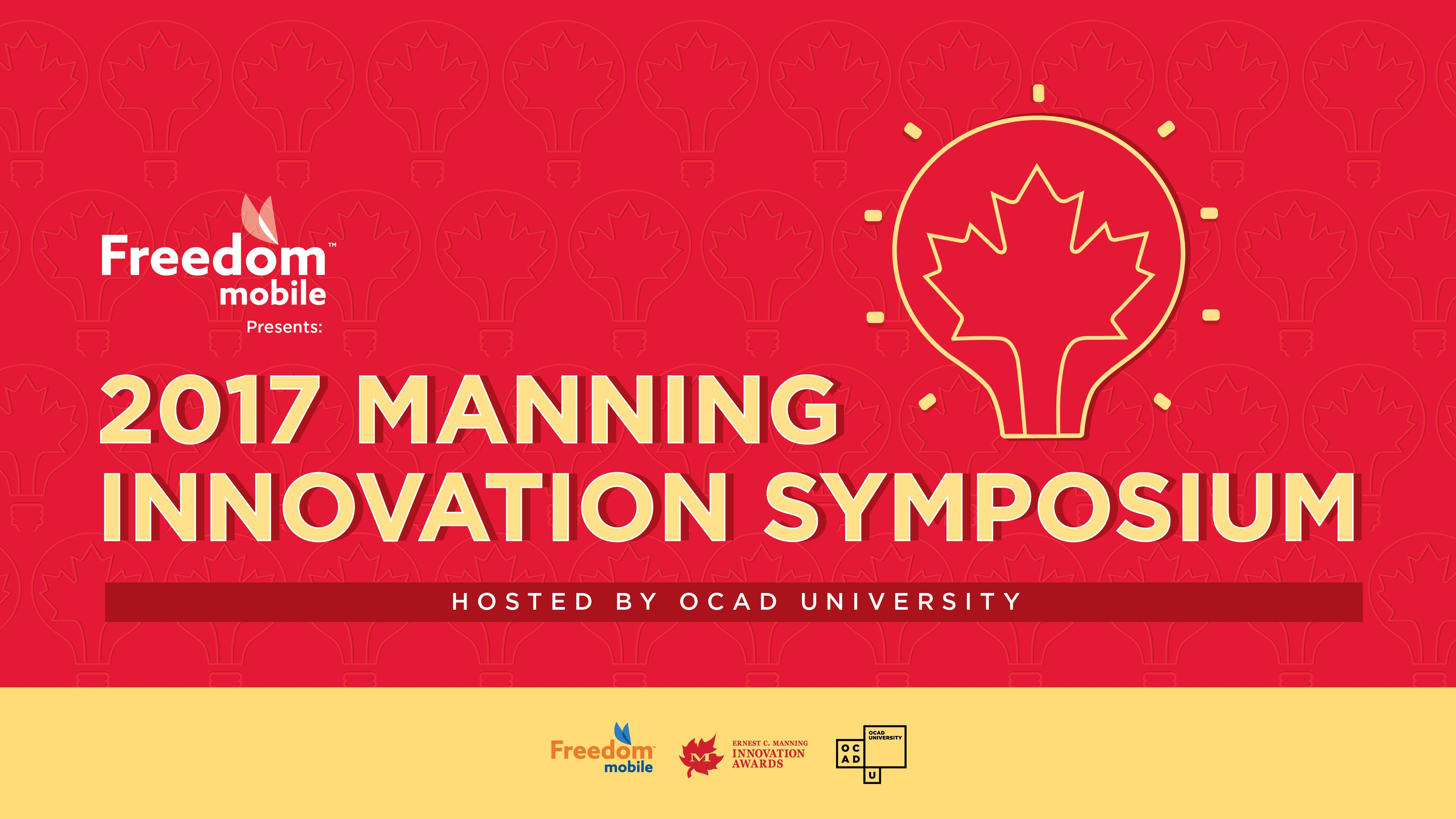 2017 Manning Innovation Symposium