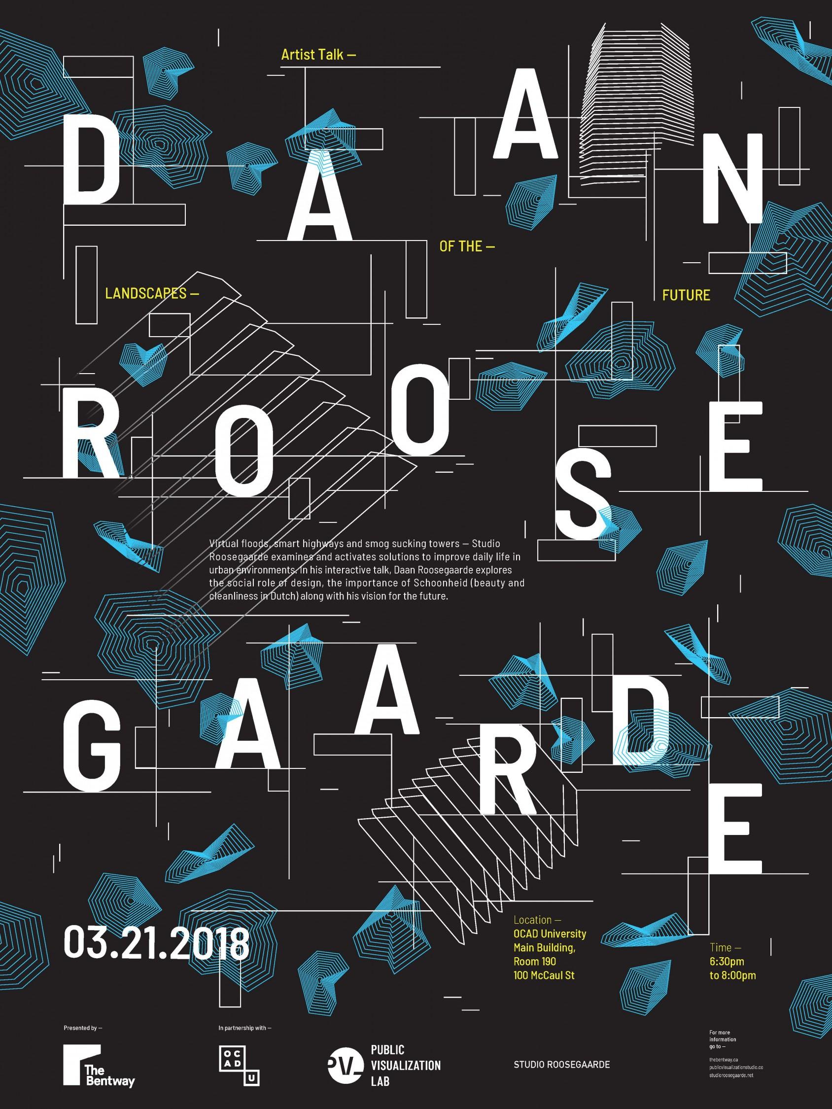 Artist Talk by Daan Roosegaarde