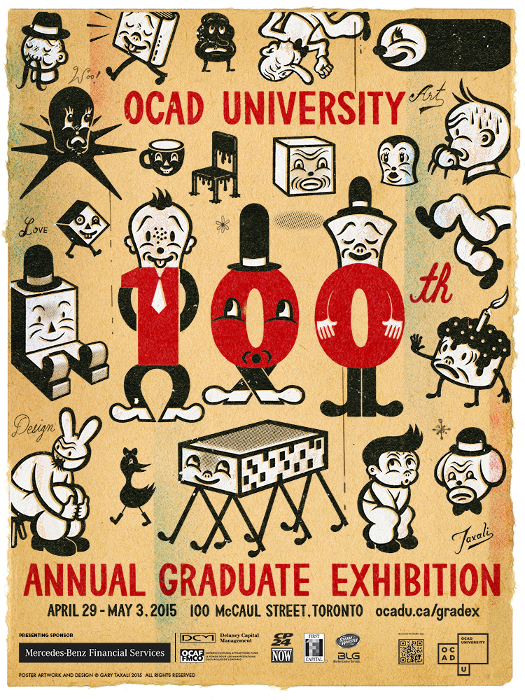 ocad thesis show 2015