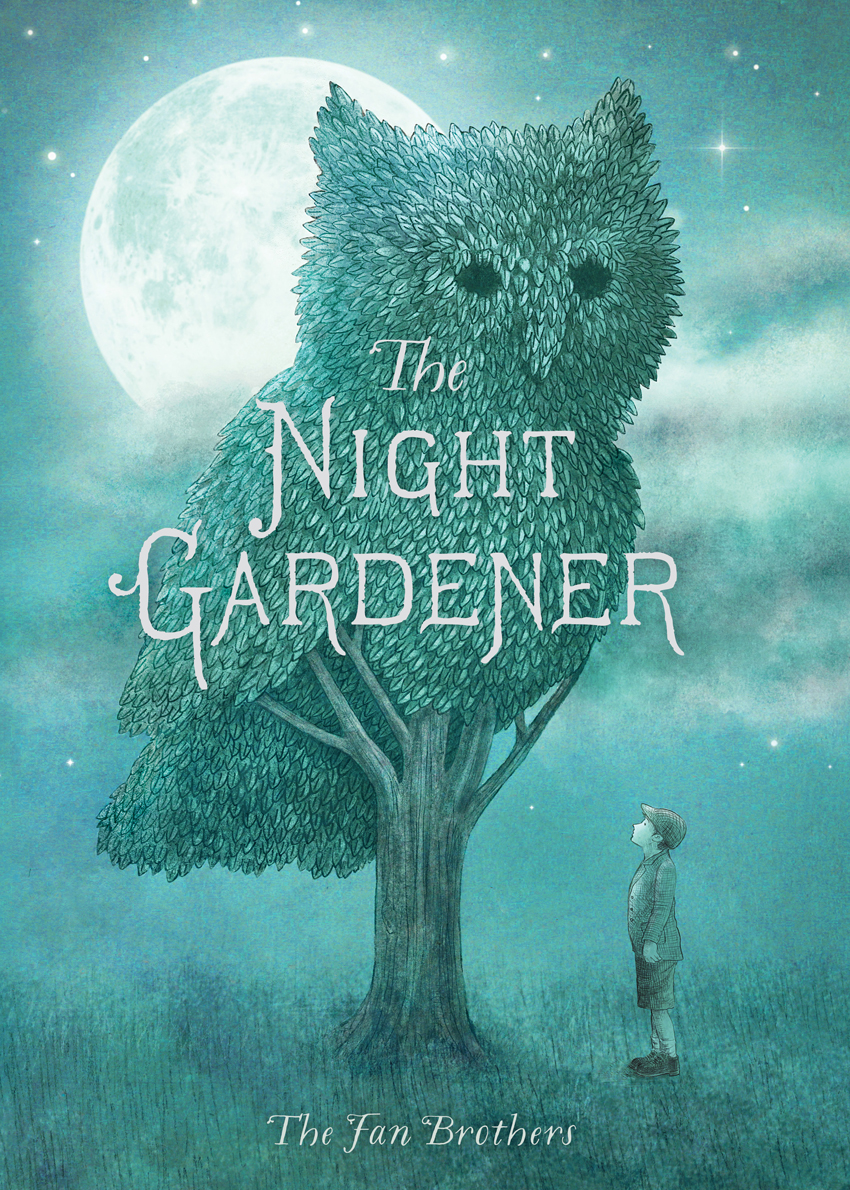 Image of the Night Gardener cover