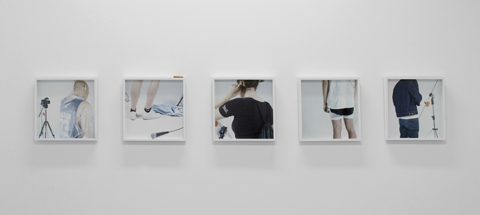 Part of Mike Goldby's project, Premier Life. Image courtesy of Tomorrow Gallery.