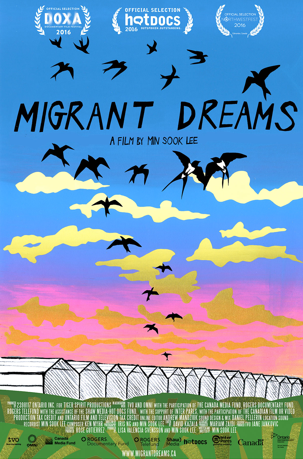 Min Sook Lee - Migrant Dreams