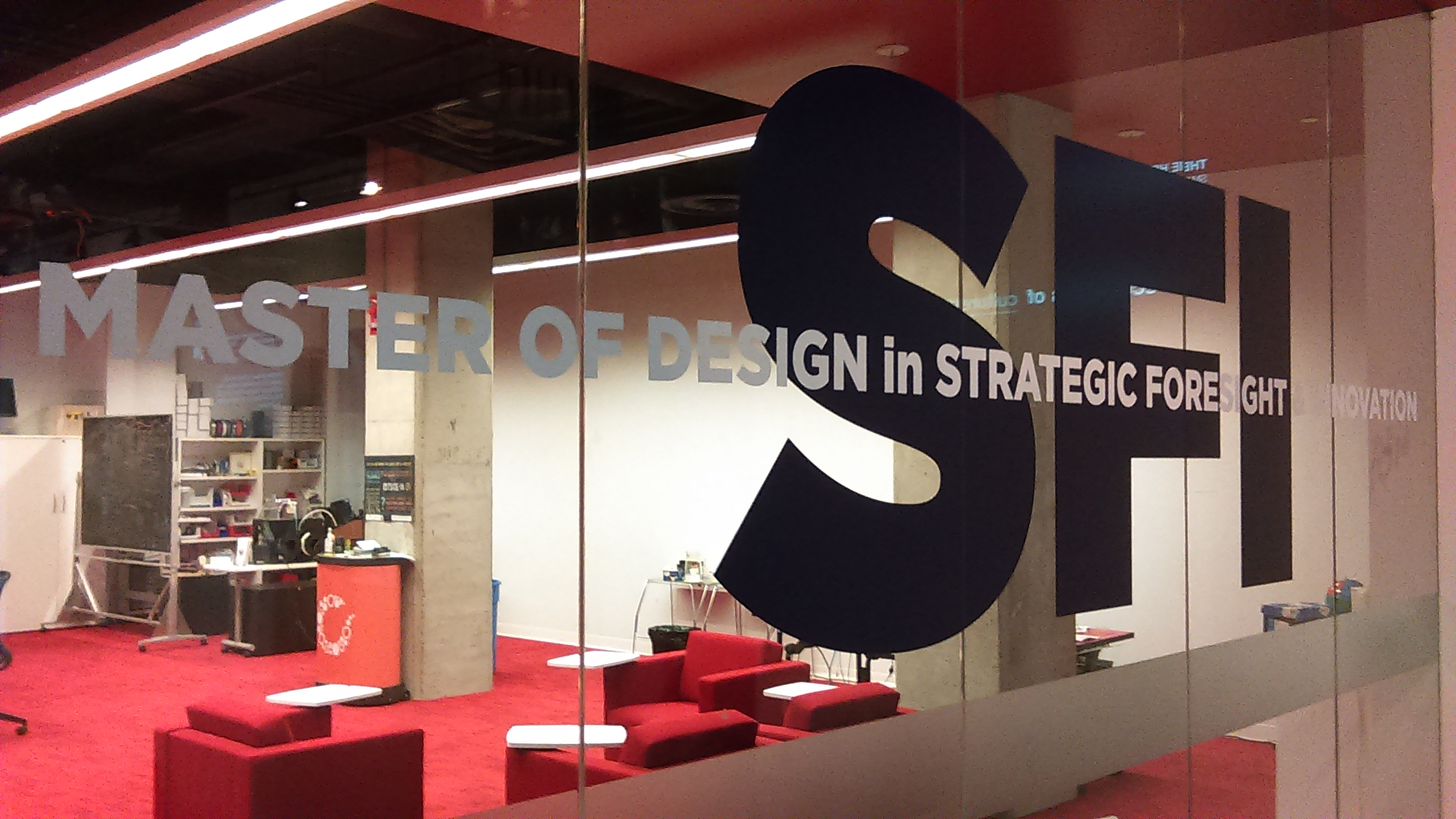 Master of Design in Strategic Foresight and Innovation