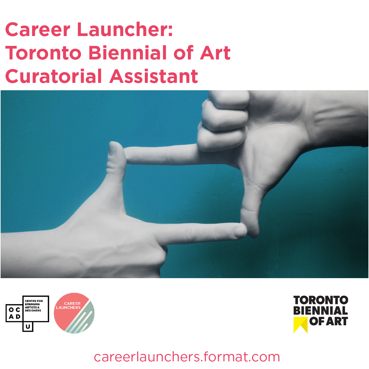 Call for Applications - Toronto Biennale of Art: Curatorial Assistant
