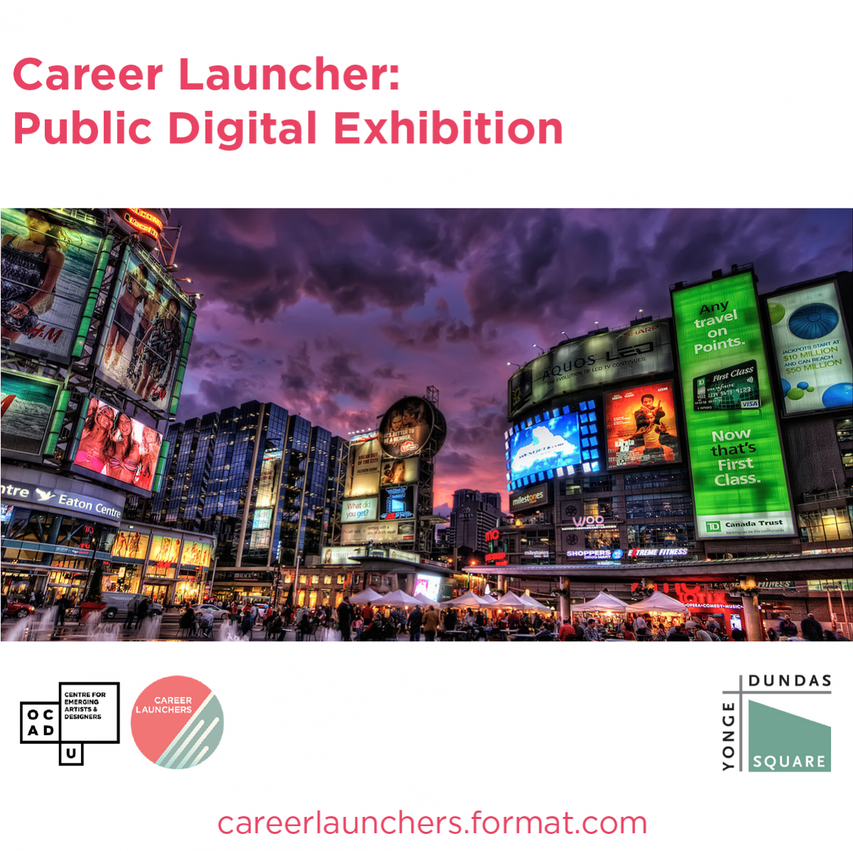 Call for Applications - Public Digital Exhibition 2019