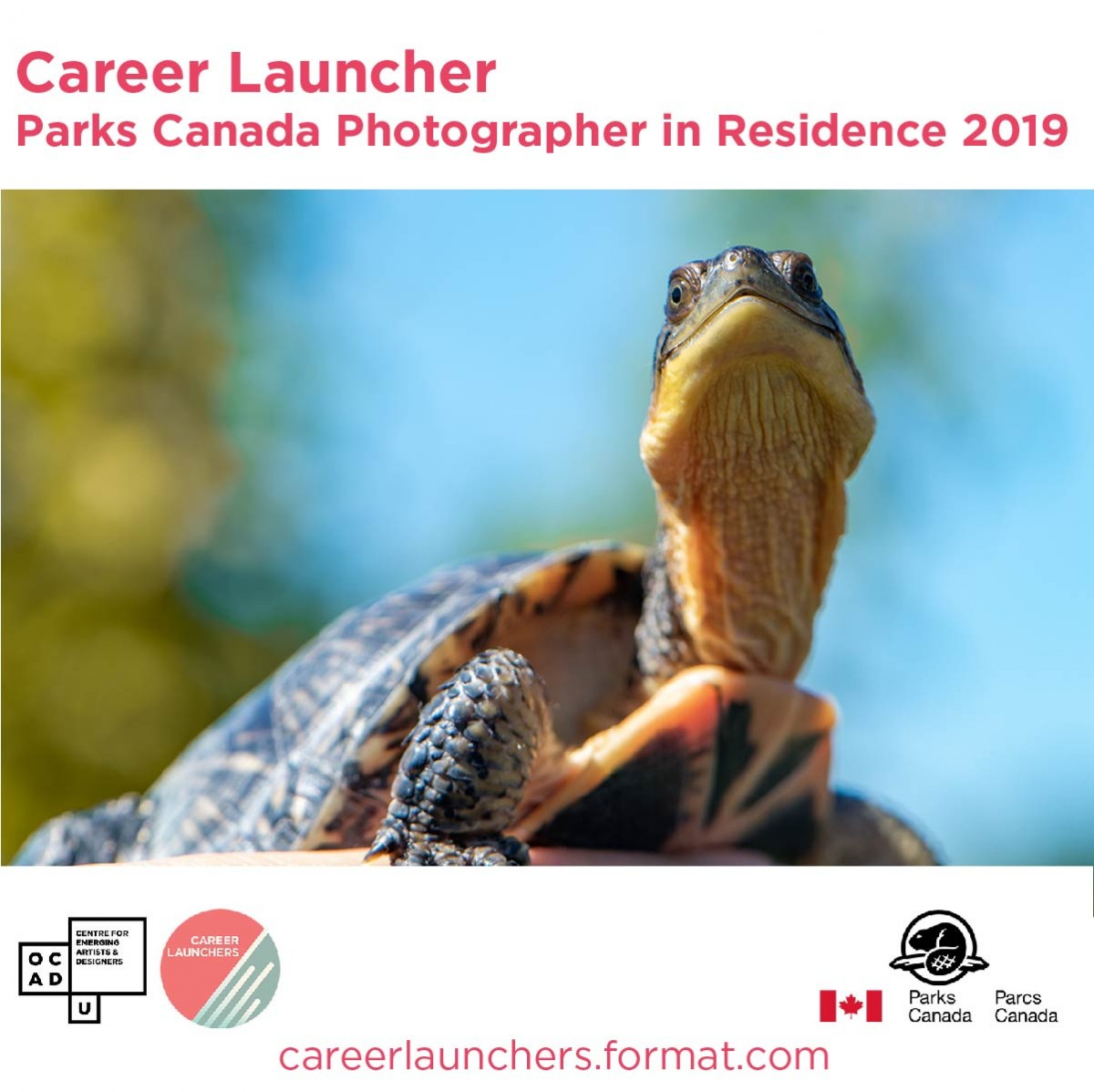 Call for Applications - Parks Canada Photographer in Residence
