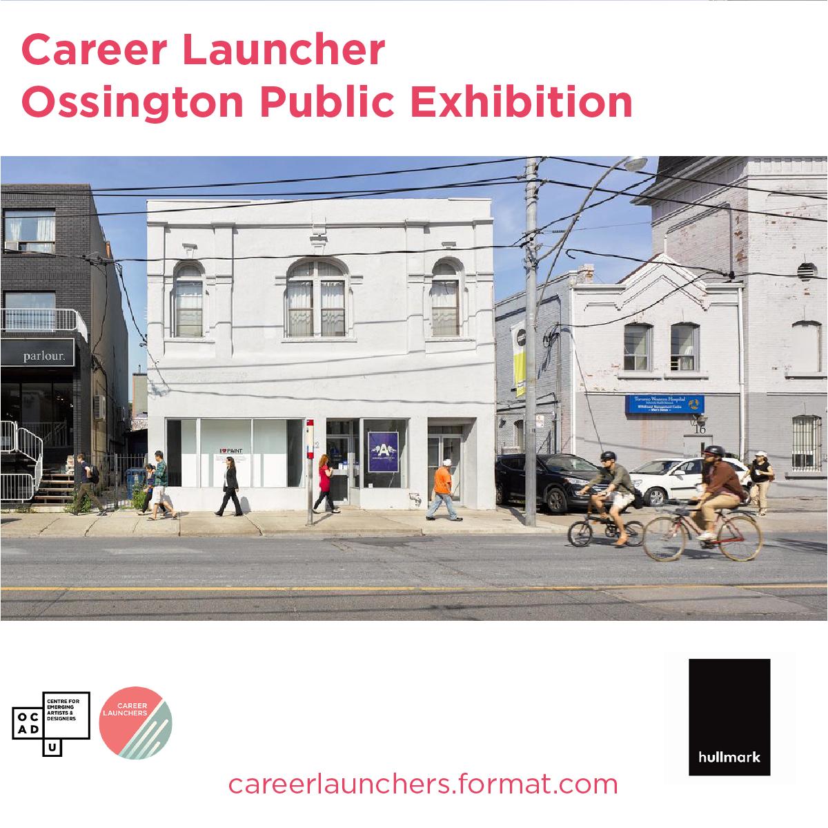 Career Launcher Ossington Public Exhibition 2019