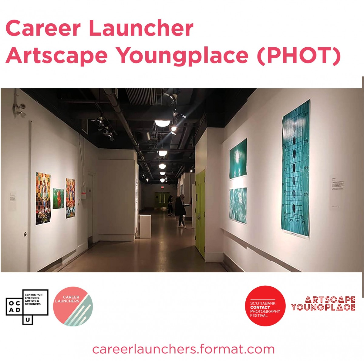 Call for Applications - Artscape Youngplace Photo Exhibition Career Launcher