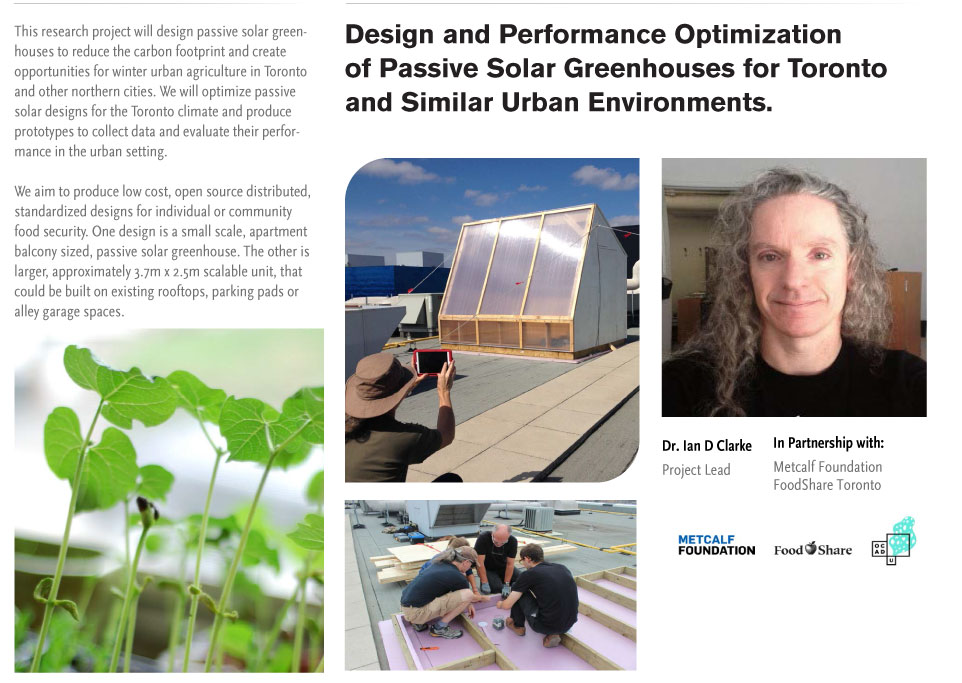 Passive Urban Greenhaus project profile