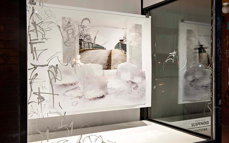 Photograph of installation