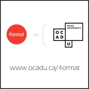 Introducing 4ormat: Online Portfolios for OCAD U Students