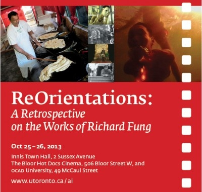 ReOrientations: A Retrospective on the Works of Richard Fung