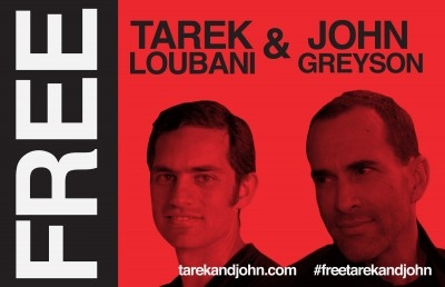 Free John and Tarek