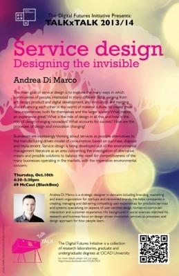 TALKxTALK: Andrea Di Marco