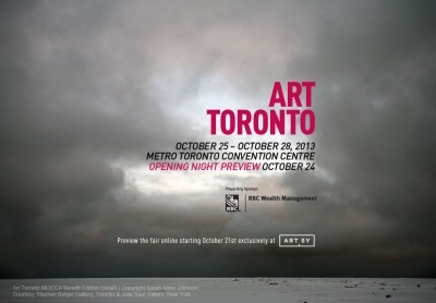 "OCAD U GALLERY CLUB DOES ""ART TORONTO"""