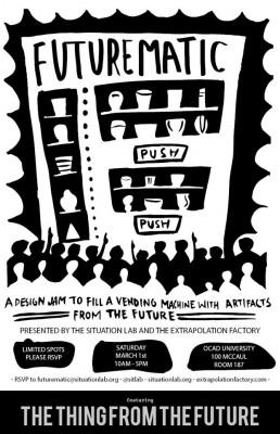 Futurematic Poster