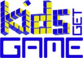 Kids Game Event Logo
