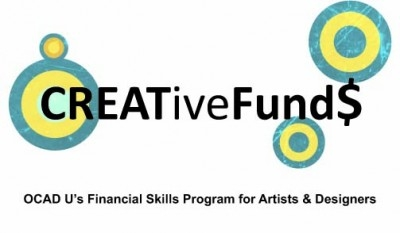 Creative Fund: Financial Skills Program Poster