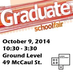 Graduate Event Poster