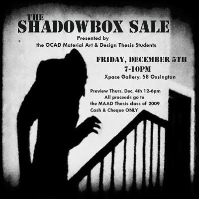 MAAD Shadow Box