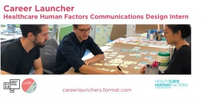 Call for Applications - Healthcare Human Factors Communications Design Intern