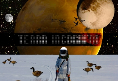 Terra Incognita exhibition image