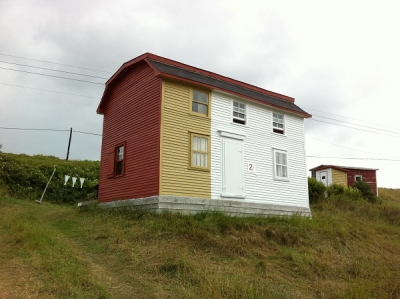 2 Rooms Residency building