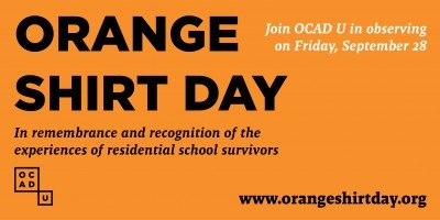 Orange Shirt Day graphic