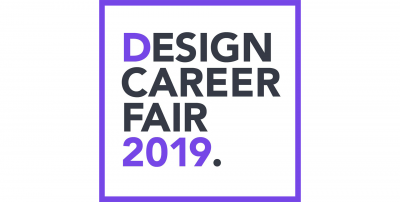 Design Career Fair 2019 Logo